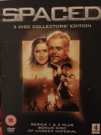 Spaced - 3 disc collectors edition