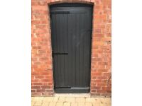 Large grand stable doors