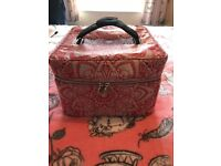 Large soap and glory wash bag or beauty bag