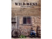 Wild west photo session