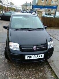 "FIAT PANDA 1.3 MULTIJET DIESEL""""08 PLATE""""2 OWNERS CHEAP TAX!!!"