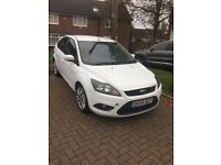 Ford Focus 1.8 59 plate