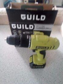 Giuld 18 volt hammer drill