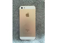 Iphone 5 SE Gold
