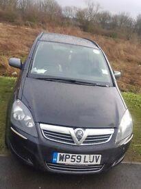 Vauxhall zafir for sale