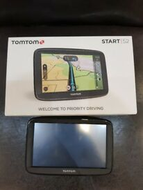 Tom TOm sat nav in a very good condition not really been used