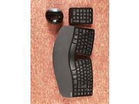 Microsoft Sculpt Desktop - Keyboard, Number Pad, Mouse