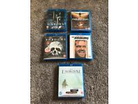 Blu-Ray Horror Collection