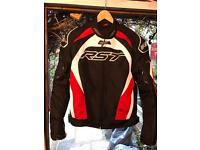 Motorcycle jacket RST