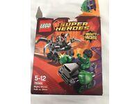 Lego marvel superheroes 76066 mighty micros hulk vs ultron