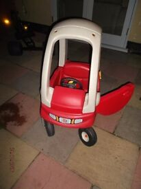 Step2 cozy coupe type car
