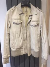 Men's Diesel Leather Jacket