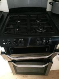 Belling double oven FSDF6