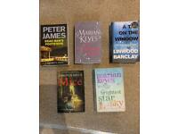 Books - Peter James Linwood Barclay