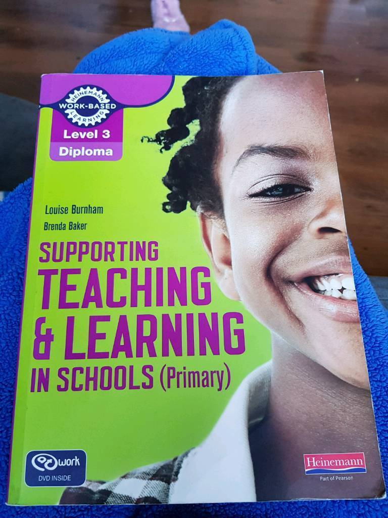 Supporting teaching and learning in schools level 3