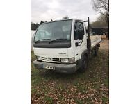 NISSAN CABSTAR ** * *SOLD******