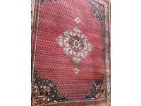 Handmade Indian wool rug