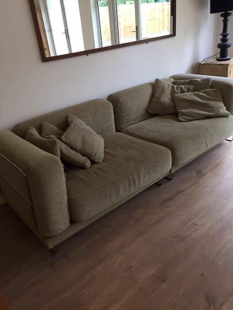 IKEA TYLOSAND 4 Seat Sofa