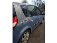 Renault Scenic Megane 55 plate for Sale £975 OVNO! Long MOT! Low Mileage! Great car Great price!
