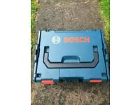 Bosch case toolbox