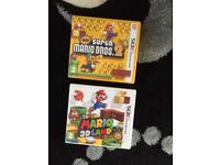 AS NEW 3DS GAMES BOXED WITH INLAYS
