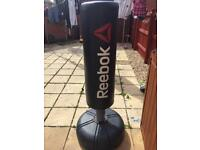 Official reebok kick/punch stand