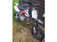 Honda crf pitbike