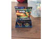 Lego dimension Chima fun pack