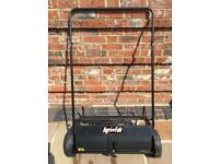 Agri-Fab Push Type Lawn and Leaf Sweeper- Pre-owned, Bag Not Included.