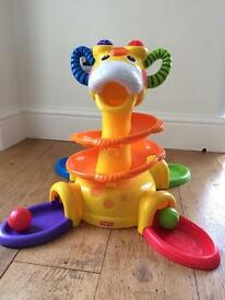 Fisher Price Play Wall/Giraffe