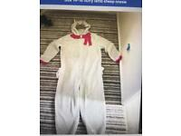 Size 14-16 sheep lamb onesie