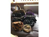 Various handbags for sale