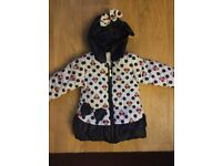 Mickie Mouse Winter Coat