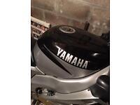 Yamaha thundercat fuel tank