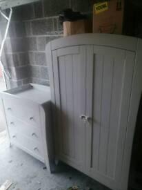 Mama and papas cabinets
