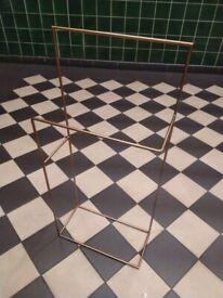 Stylish copper umbrella stand excellent central London bargain