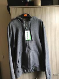 Kenzo hooded jacket size Large