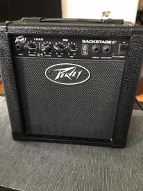 Peavey backstage 2 10 watt guitar amp