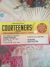 Courteeners tickets x2