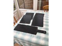 Slate table mats