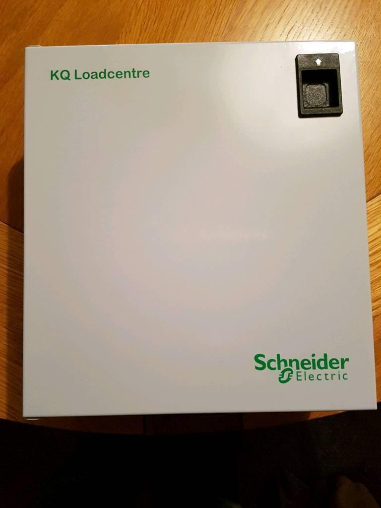 Schneider KQ Loadcentre