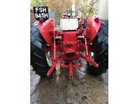 McCormick International 634 tractor