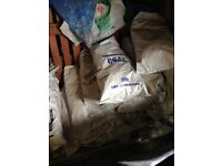 Coal / Turf bags - ideal for logs wood timber moss