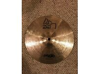 """Paiste Alpha 10"""" Splash Cymbal"""