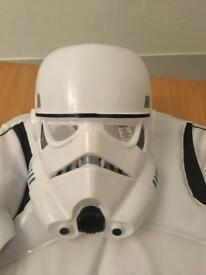Kids Star Wars storm trooper fancy dress