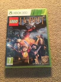 Lego The Hobbit following all 3 films Xbox 360 game