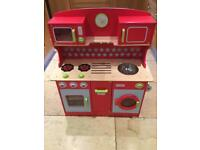 Great Little Trading Co. Wooden Kitchen set