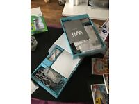 Nintendo Wii and accessories.