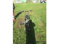 Moto madness 125 pitbike