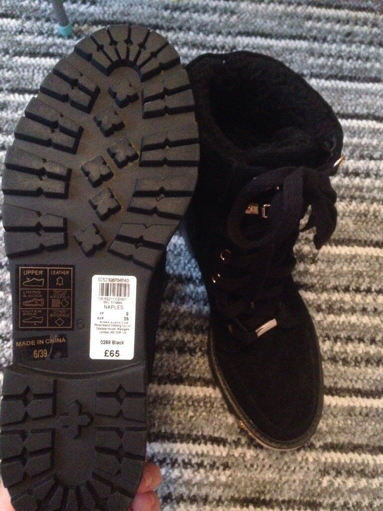 River island boots brand new size 6